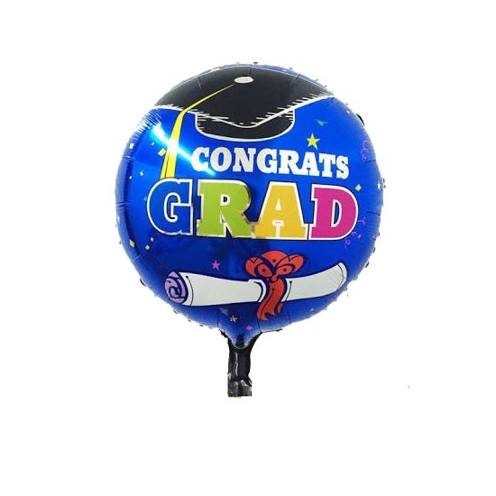 Graduation Foil Hat - 40cm