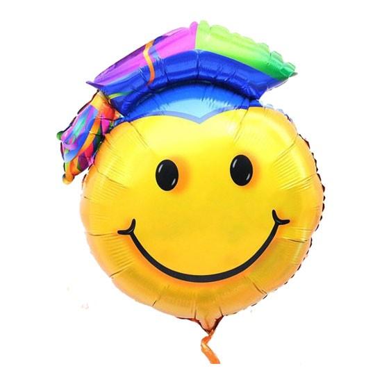 Graduation Foil Smile - 60cm