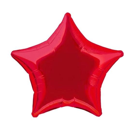 Star Foil - 20cm 25pcs