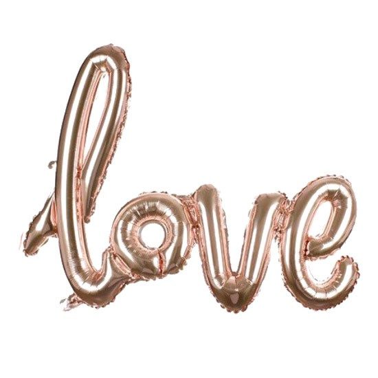 Love Foil - 100cm