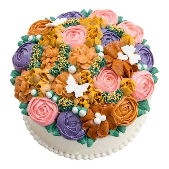 Full Bloom Cake