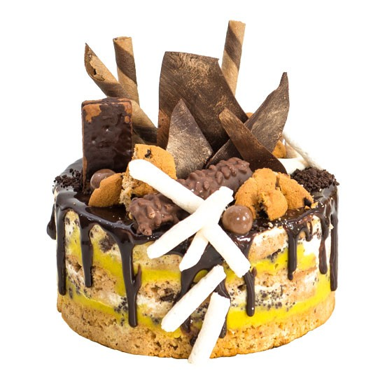Banana Chocolate Chip Cake - Large