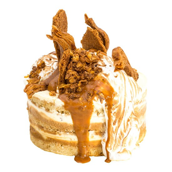 Salted Caramel Cake - Large
