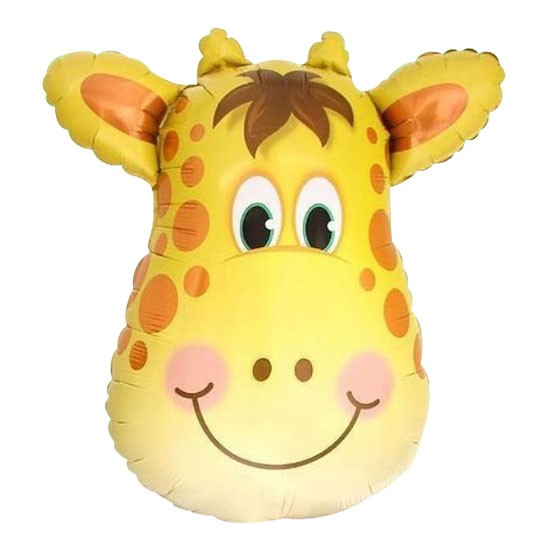 Giraffe Foil - 80cm